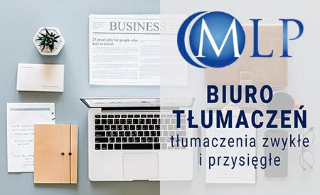 Biuro tłumaczeń MLP Opole