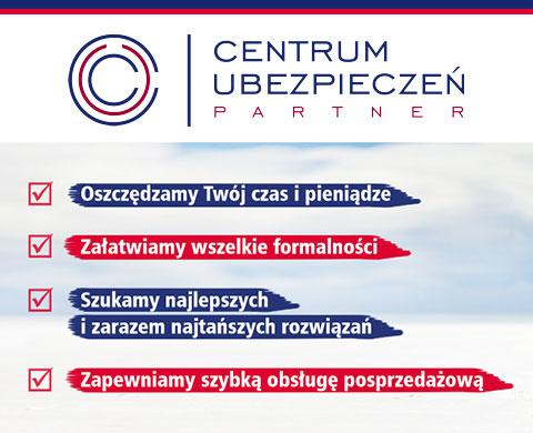 Centrum Ubezpieczeń Partner w Opolu