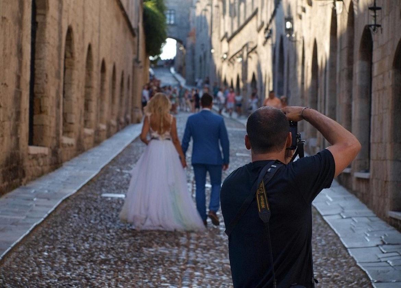 Narzędzia pracy fotografa ślubnego